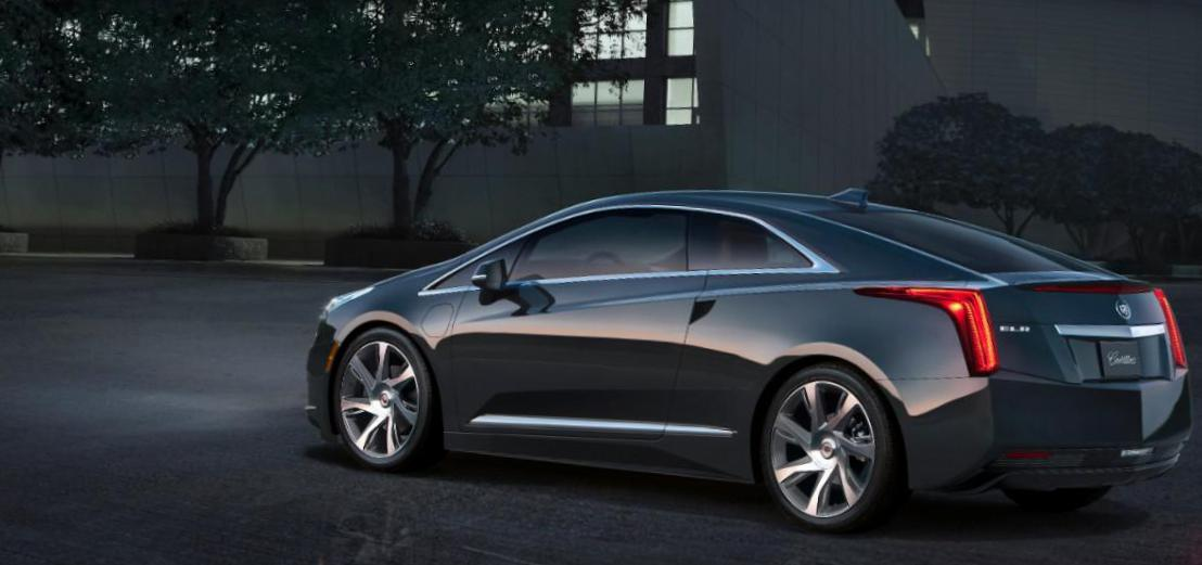 Cadillac ELR Coupe used suv