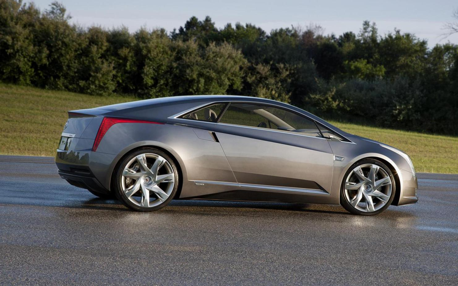 ELR Coupe Cadillac approved 2012