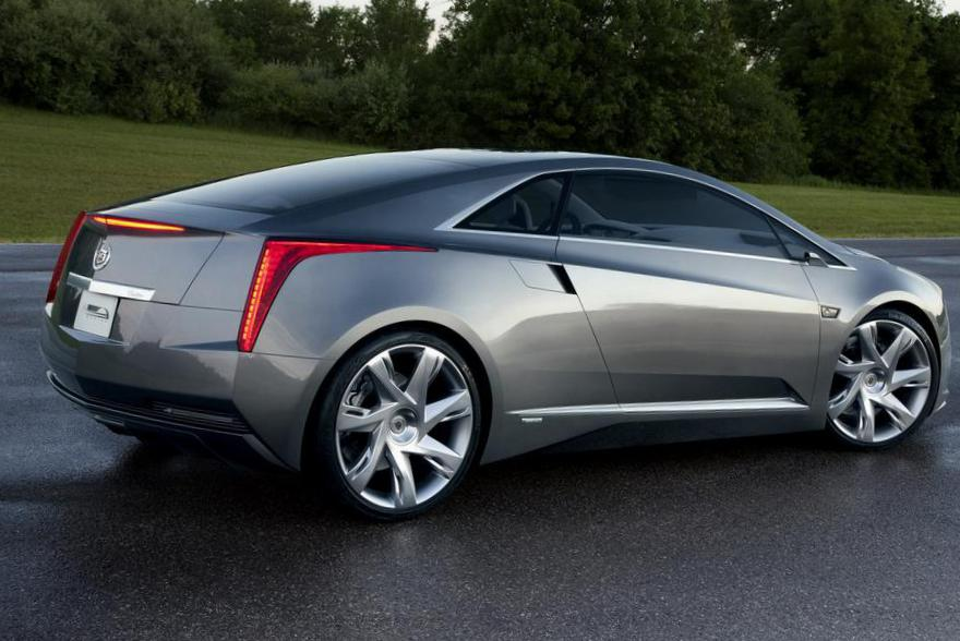 ELR Coupe Cadillac cost sedan