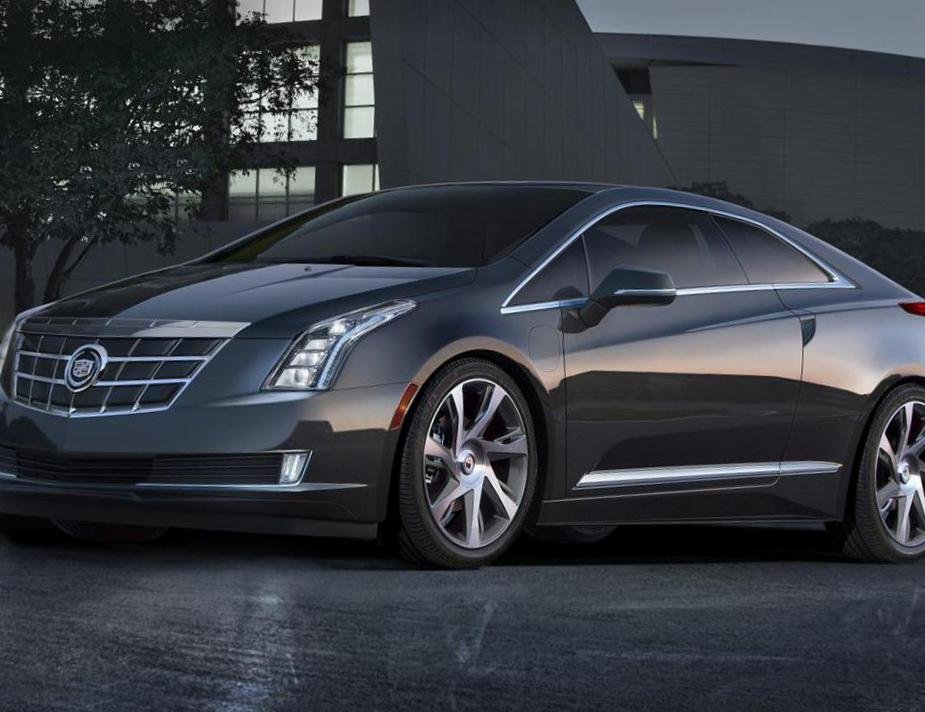 ELR Coupe Cadillac for sale 2012