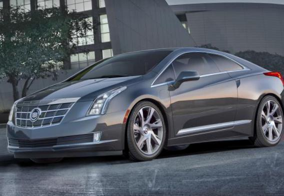 ELR Coupe Cadillac usa 2012