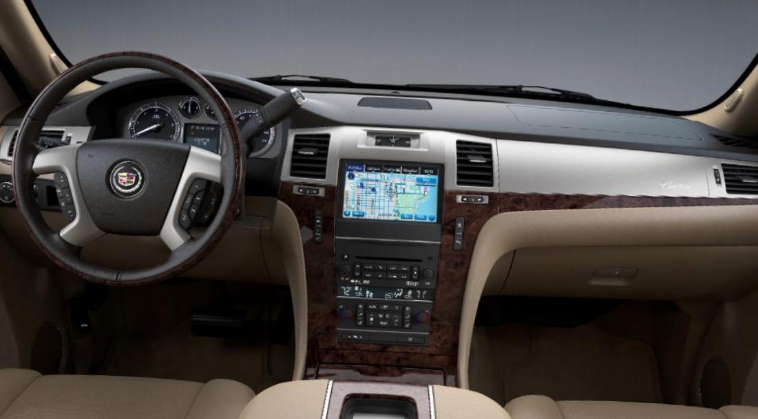 Cadillac Escalade parts 2013