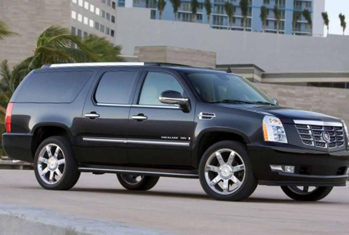Cadillac Escalade reviews 2010