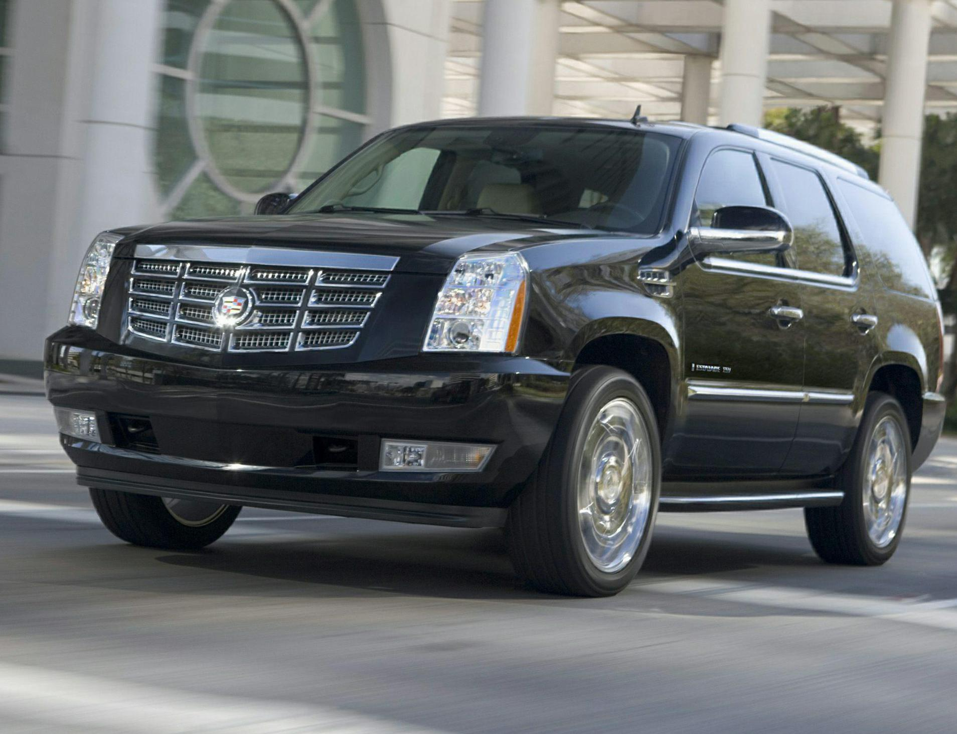 Escalade Cadillac approved suv