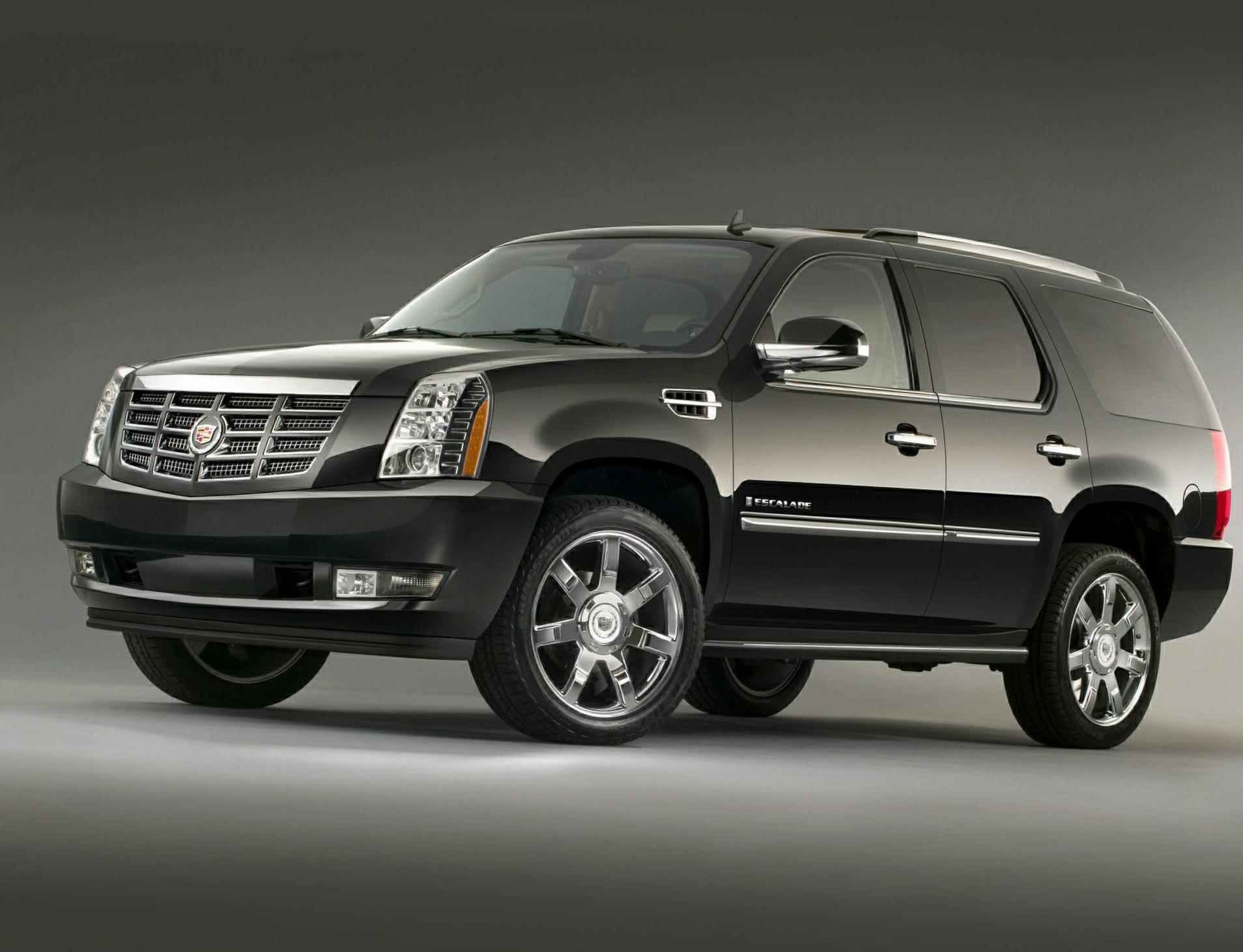 Escalade Cadillac price sedan