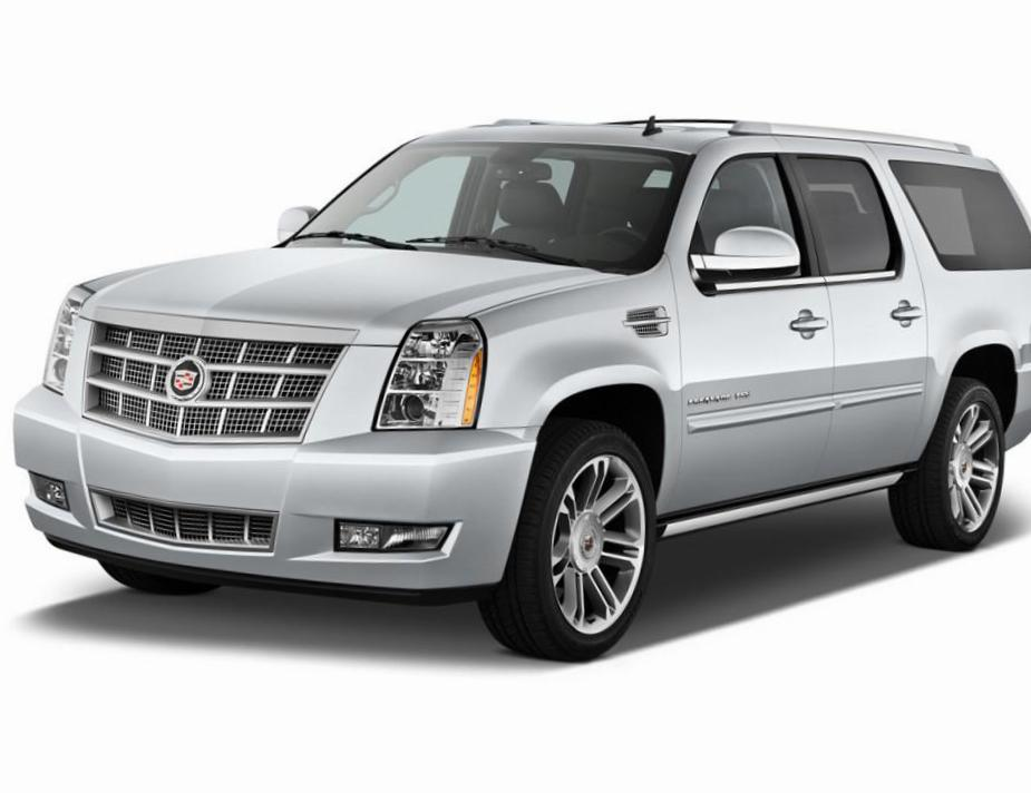 Escalade Cadillac Specification 2006
