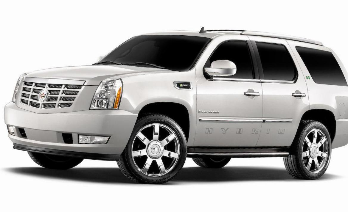 Escalade Cadillac used 2008