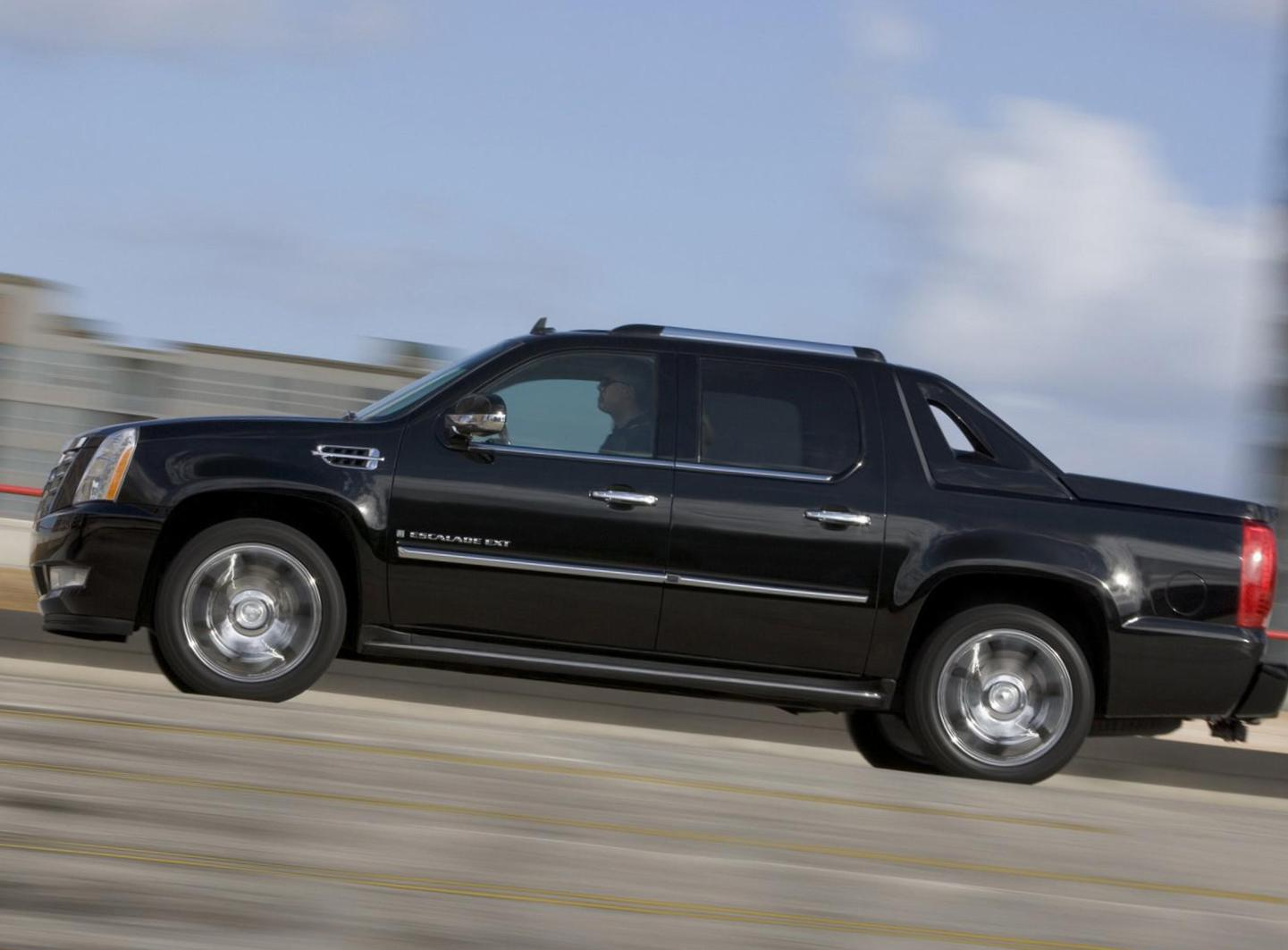 Cadillac Escalade EXT models 2011