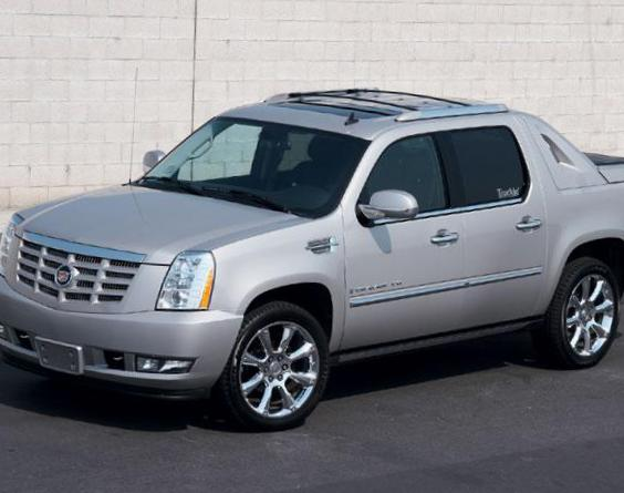 Cadillac Escalade EXT reviews hatchback