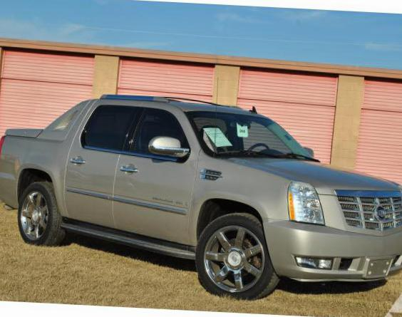 Escalade EXT Cadillac for sale cabriolet