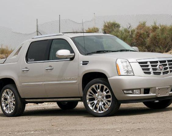 Escalade EXT Cadillac price 2005