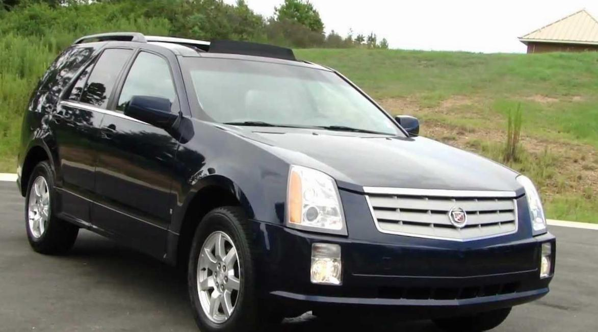 Cadillac SRX parts coupe