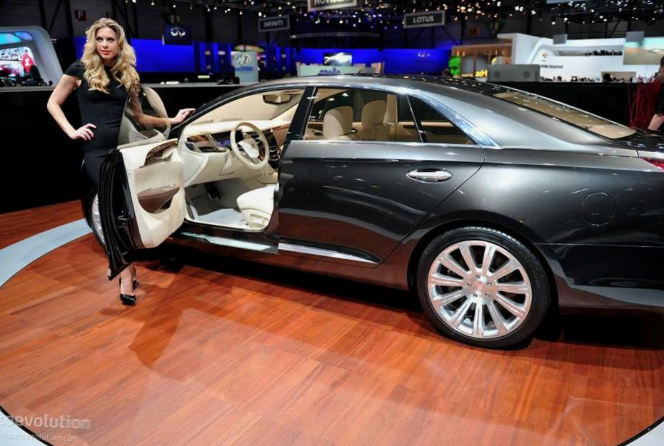 Cadillac XTS Specification 2013