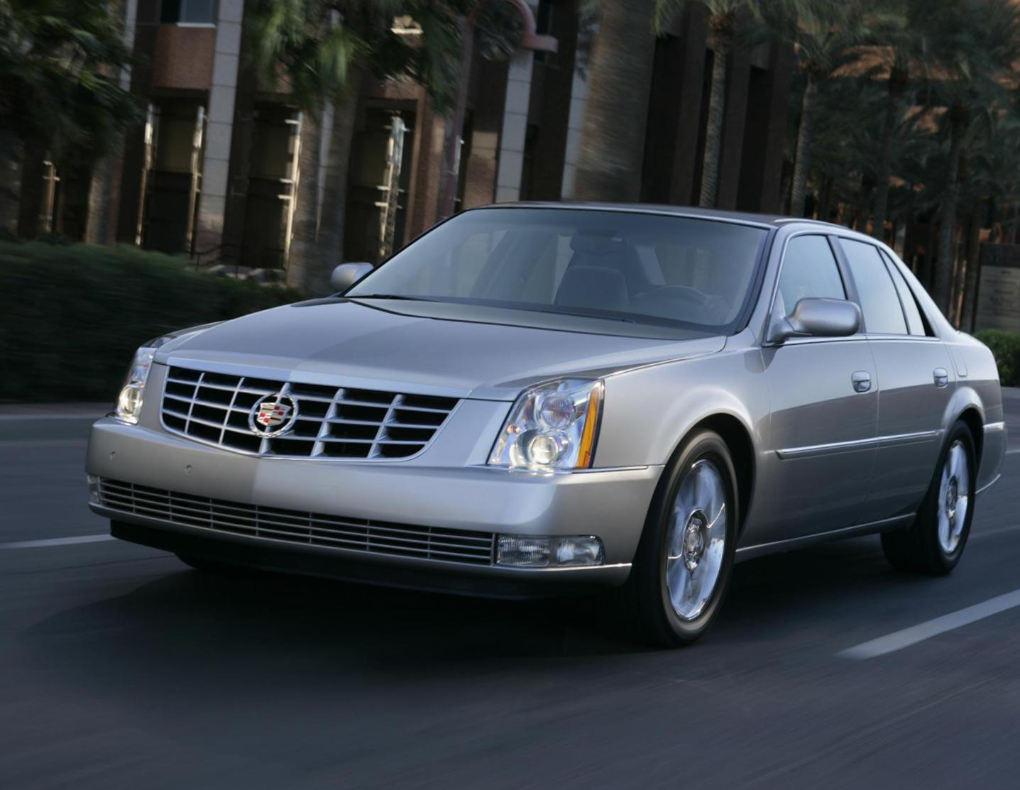 Cadillac DTS price hatchback