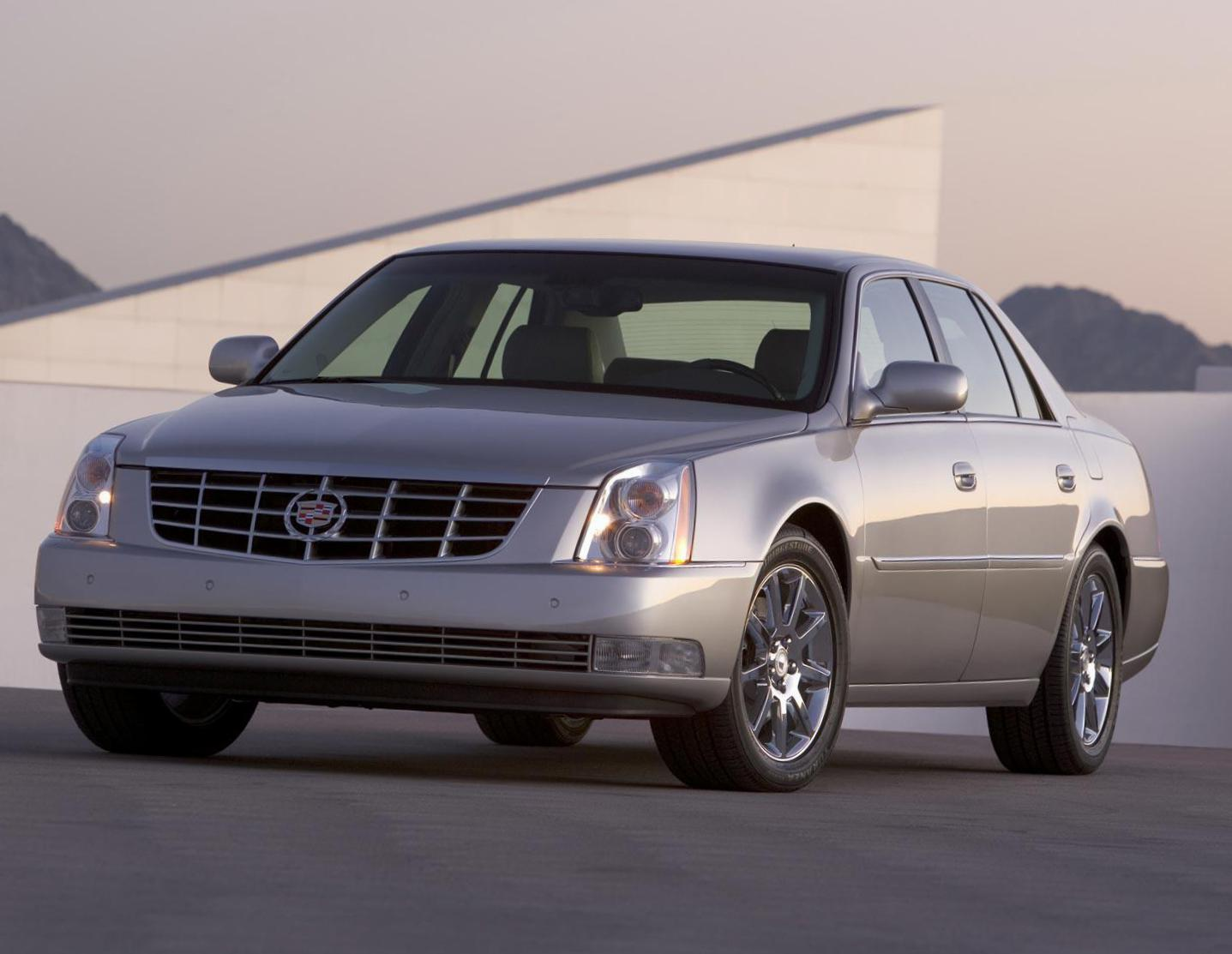 DTS Cadillac for sale 2011