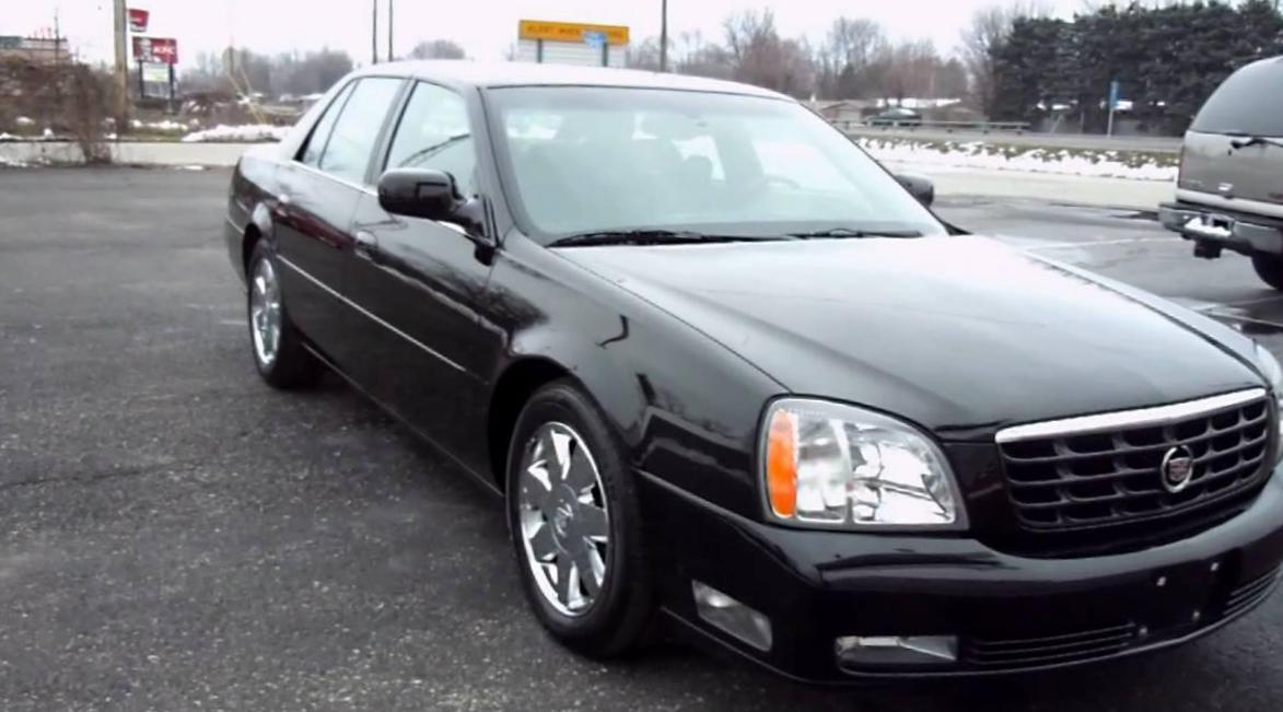 DTS Cadillac Specification 2006