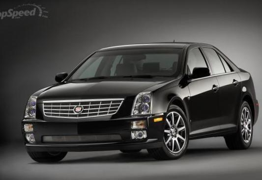 STS Cadillac approved 2013