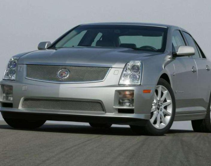 STS Cadillac concept 2013