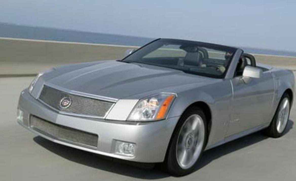 Cadillac XLR cost coupe
