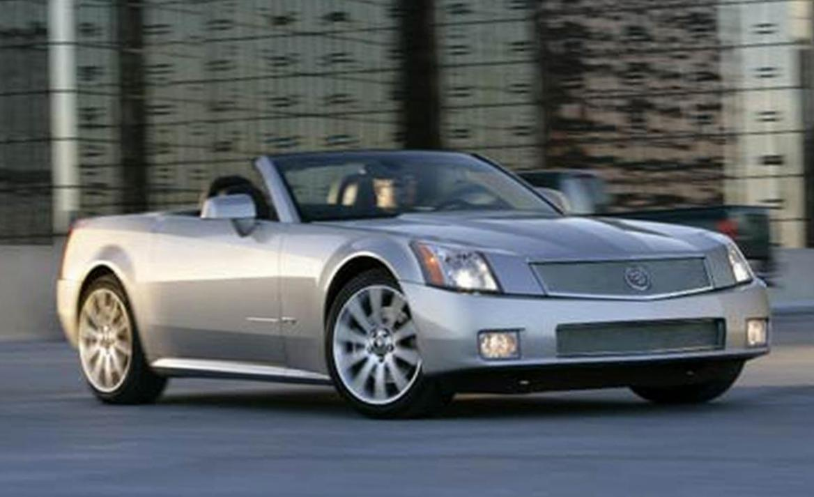 Cadillac XLR used hatchback