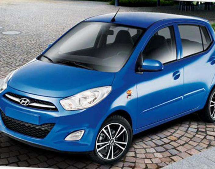 Hyundai i10 approved coupe