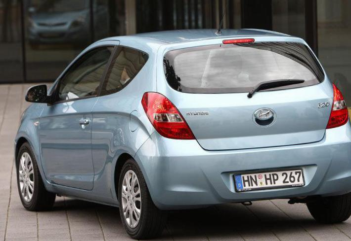 Hyundai i20 3 doors model 2015