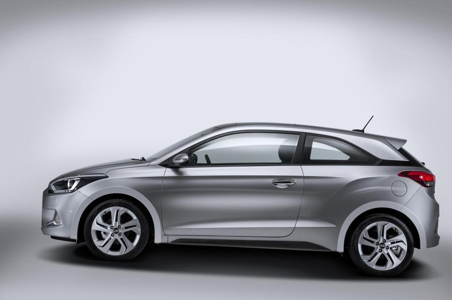 Hyundai i20 Coupe review hatchback