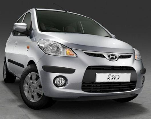 i20 5 doors Hyundai Specifications 2013