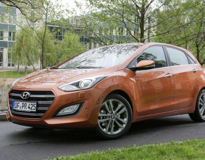 i30 3 doors Hyundai Specifications 2012