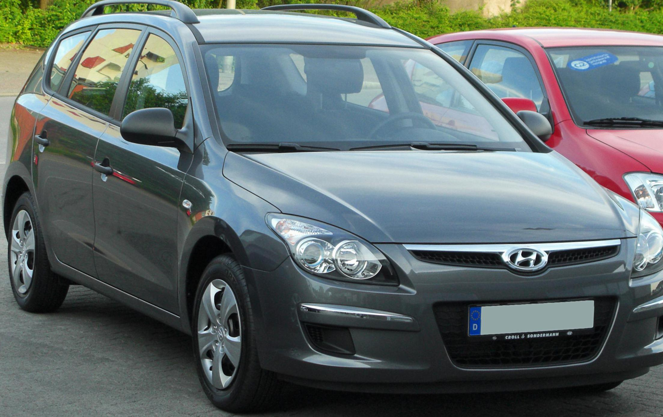 Hyundai i30cw Specifications suv