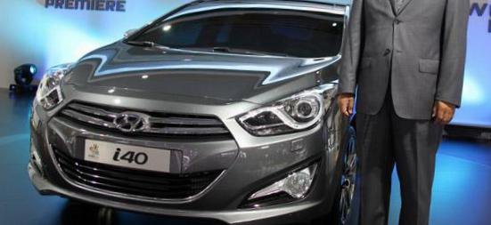 Hyundai i40 Sedan reviews 2013