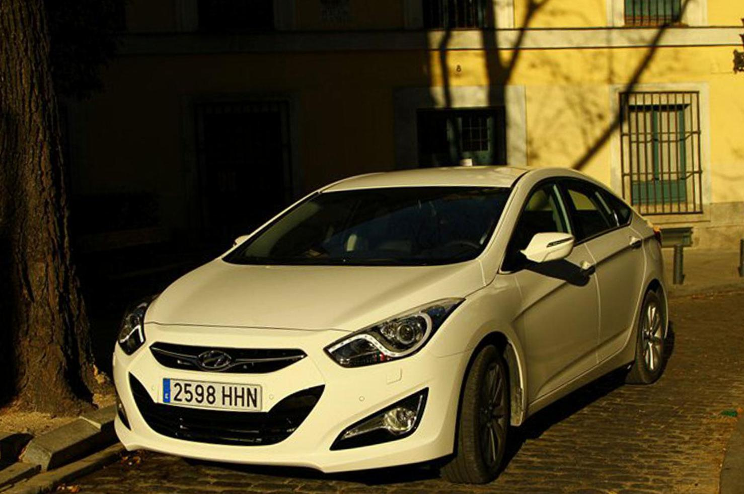 i40 Sedan Hyundai tuning 2012