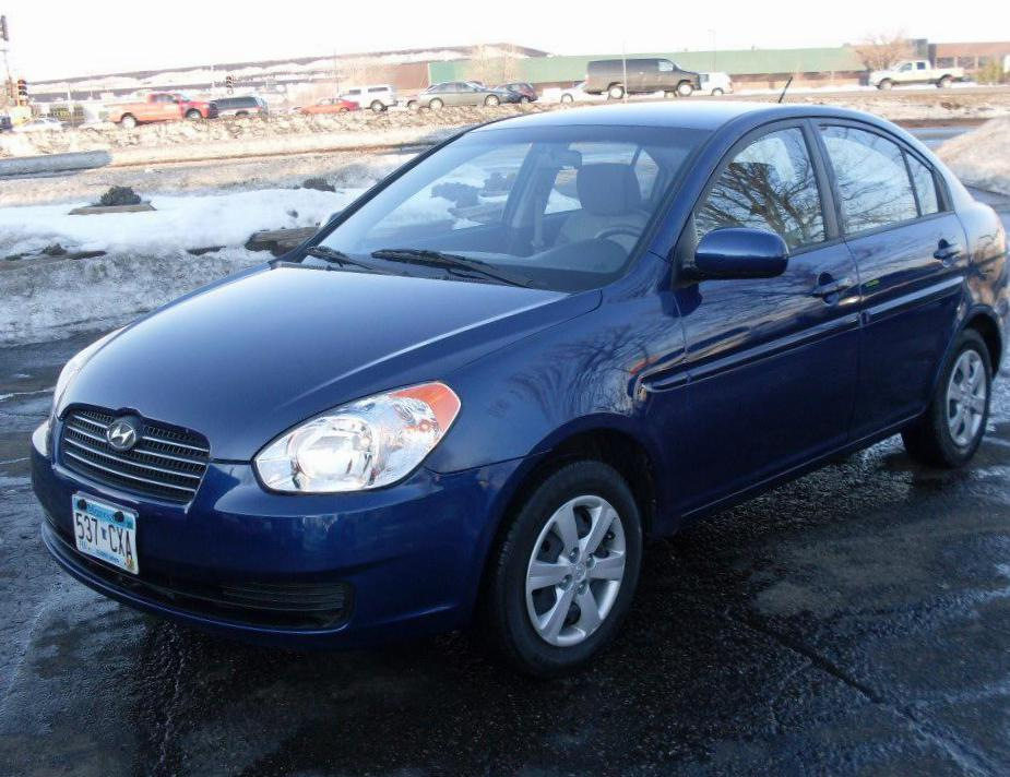 Hyundai Accent Specification cabriolet