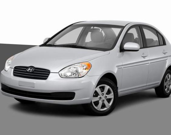Hyundai Accent Hatchback used 2011