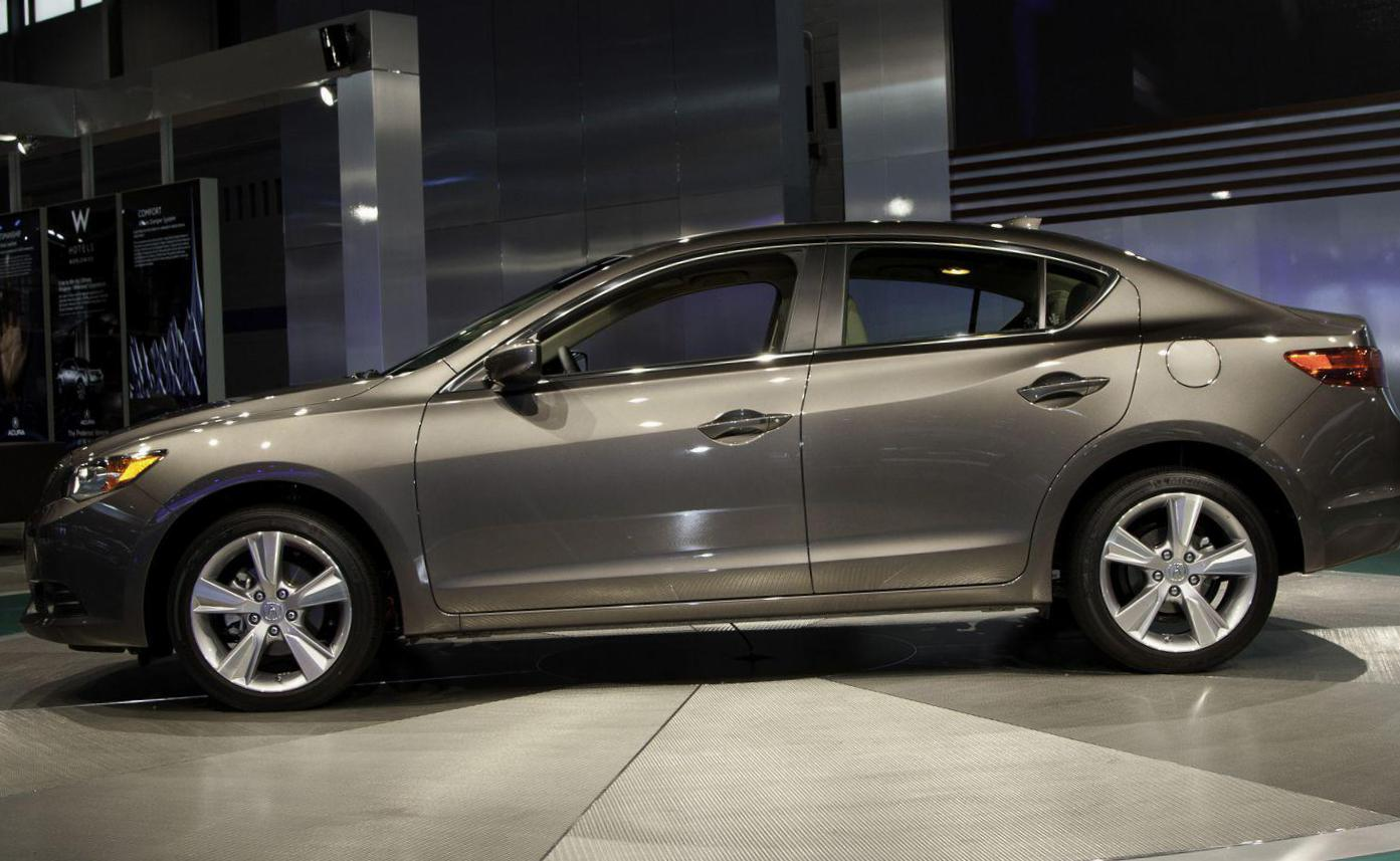 Acura ILX approved suv
