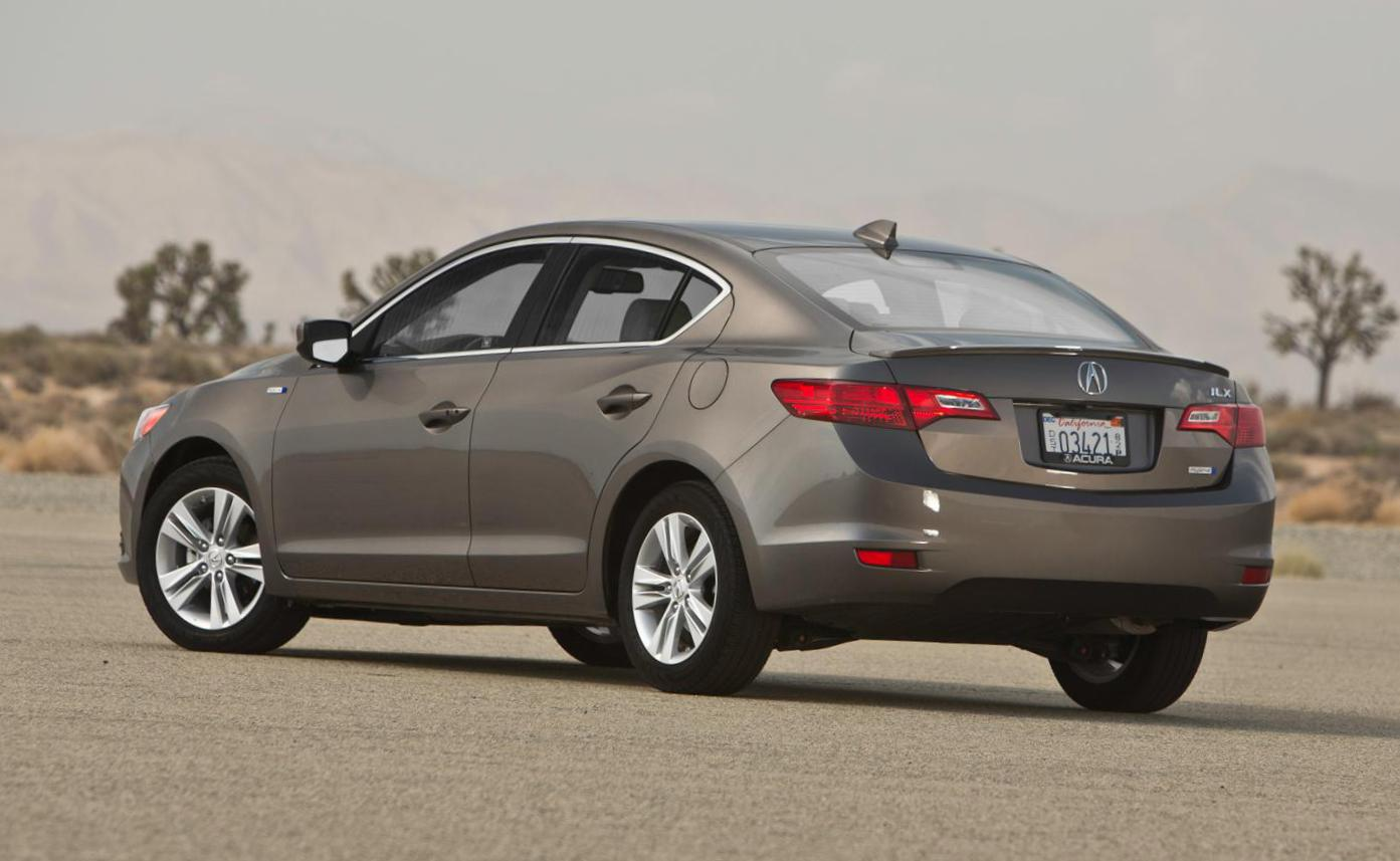 Acura ILX reviews suv