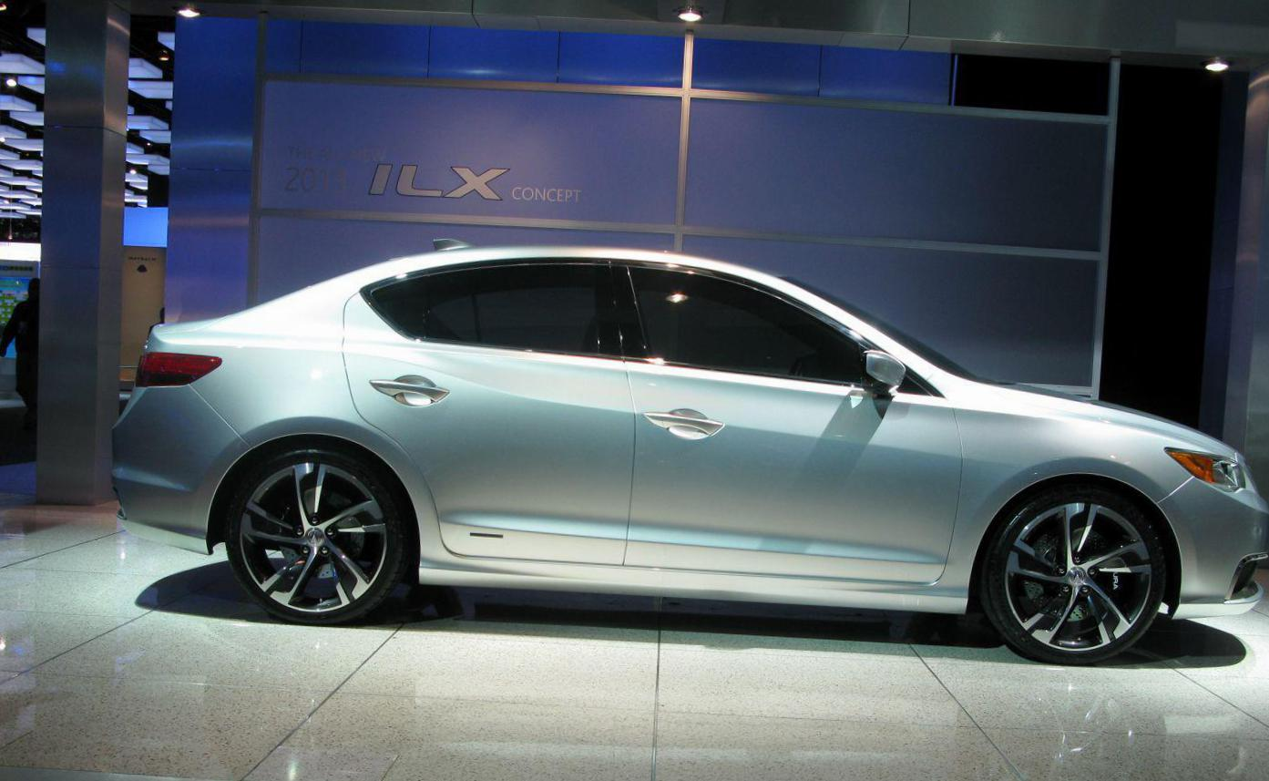 ILX Acura Specifications 2013