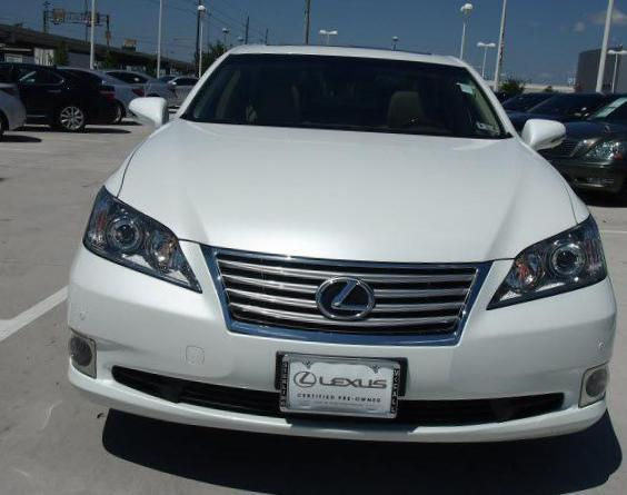 Lexus ES 350 price sedan