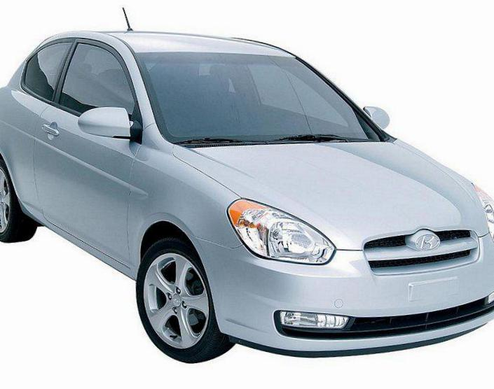 Hyundai Accent Hatchback approved 2013