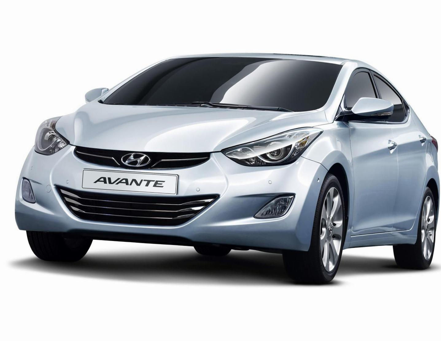 Elantra MD Hyundai Specifications coupe