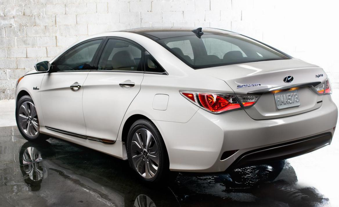 Sonata Hyundai how mach sedan