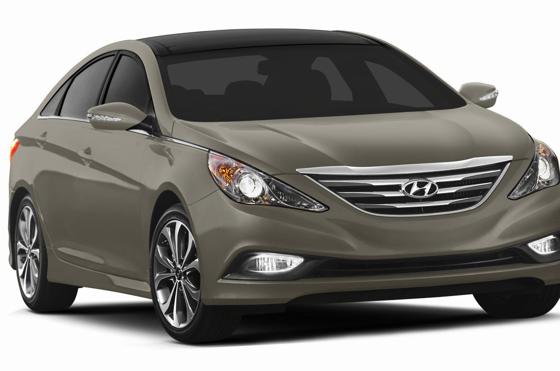 Sonata Hyundai Lease Sedan
