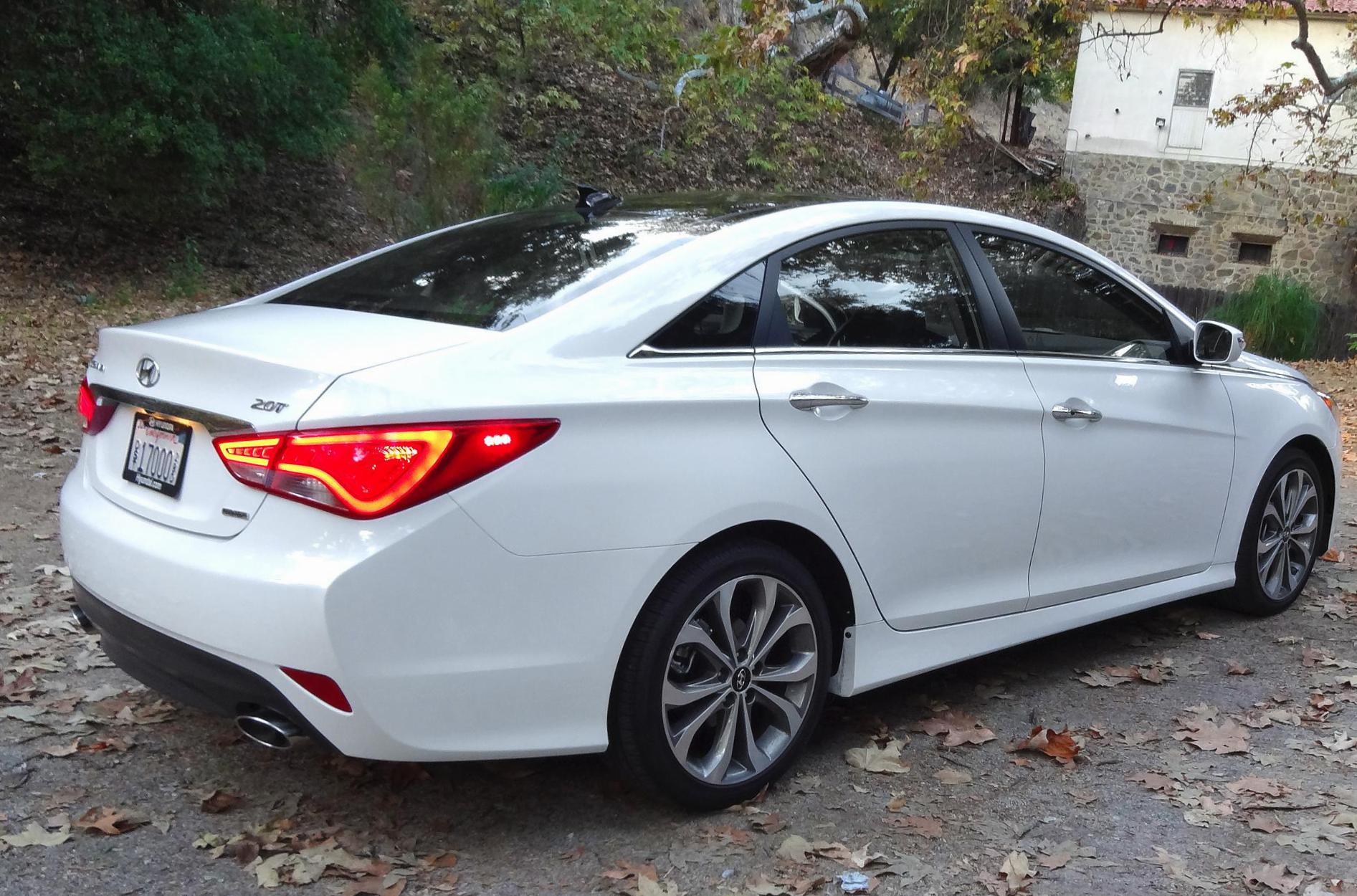 Sonata Hyundai Specifications 2016
