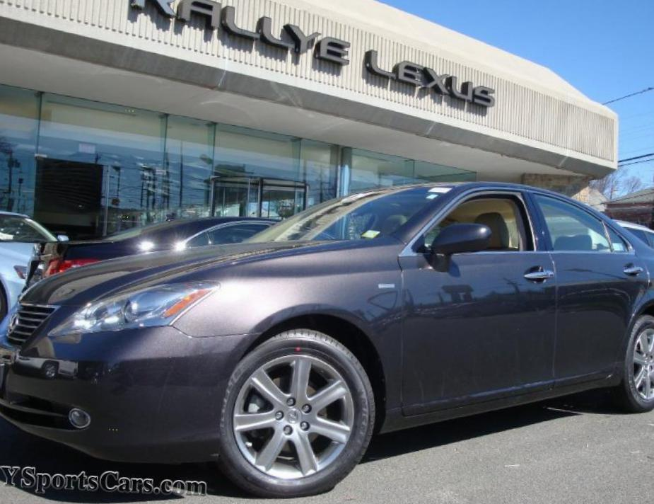 ES 350 Lexus prices sedan