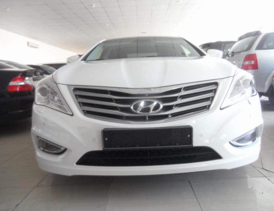 Hyundai Grandeur approved 2011