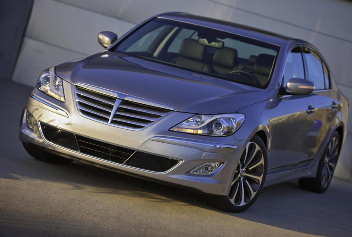 Hyundai Genesis prices sedan
