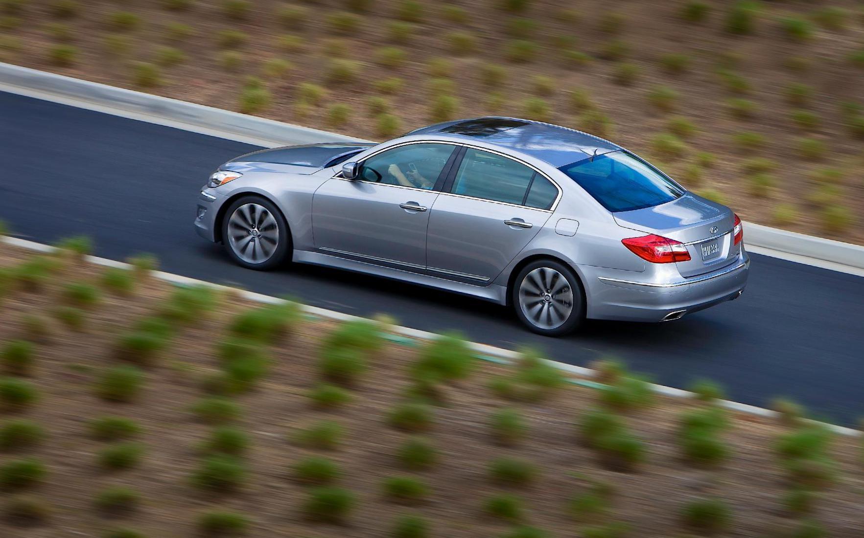 Hyundai Genesis Price 2013