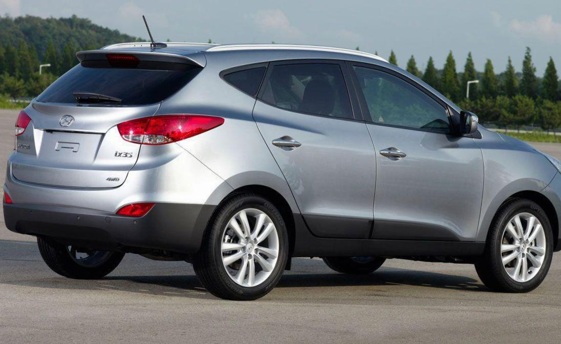Tucson ix Hyundai approved sedan