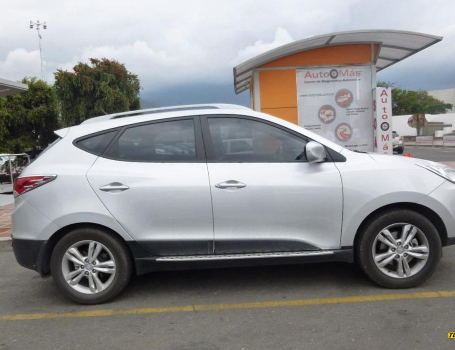 Tucson ix Hyundai Specification sedan