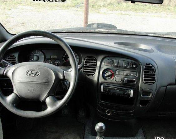 H-1 Van Hyundai approved 2008